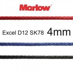 Marlow Excel D12 - 4mm