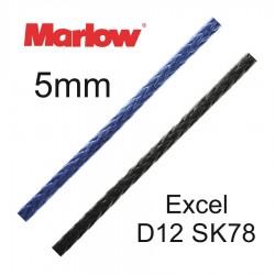 Marlow Excel D12 - 5mm