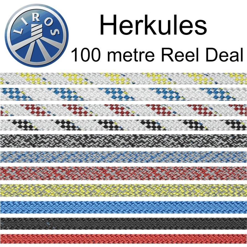 100m Reel Deal LIROS Herkules