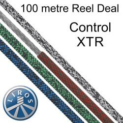 100 metre Reel Deal - LIROS Control XTR