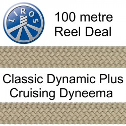 100 metre Reel Deal - LIROS Classic Dynamic Plus Dyneema