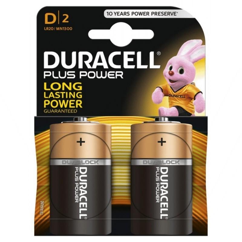 D Duracell Batteries