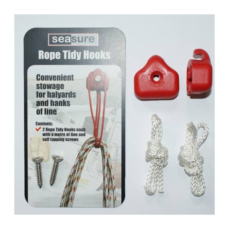 Sea Sure Rope Tidy Hooks