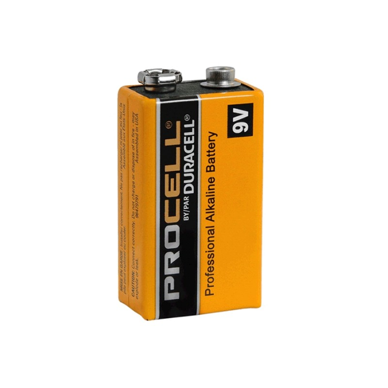 PP3 9 volt Duracell Plus Battery for Plastimo Automatic Danbuoy Light
