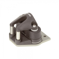 Barton Traveller Track End Fitting Cleat Plates
