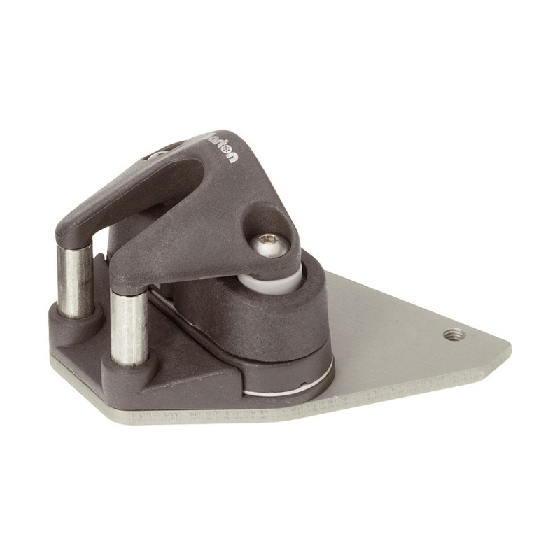 Barton 70 degree Track end cleat plates