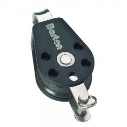 New Barton Size 2 Plain single fixed with becket 02111
