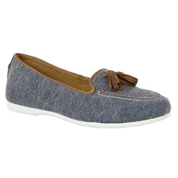 Eclipse Slip On Loafer Navy