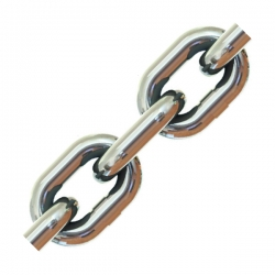 G3 Stainless Steel Calibrated Anchor Chain 316L