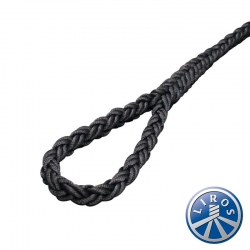 LIROS 12mm Octoplait Polyester Mooring and Anchoring Warps
