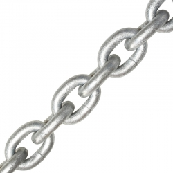 6mm DIN766 Lofrans Grade 40 Calibrated Anchor Chain