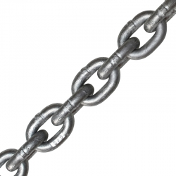 10mm Titan Grade 43 Calibrated Anchor Chain