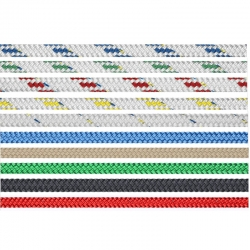 LIROS 12mm Braid on Braid - Sheets, Halyards, Control Lines