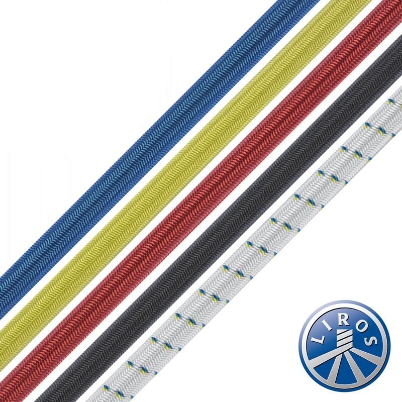 LIROS Shock Cord - 15 metre bundles