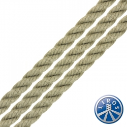 LIROS 12mm Classic 3 Strand Polyester