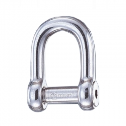 Wichard Self Locking Allen Head Pin Shackle