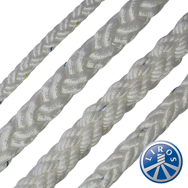 Clearance LIROS Octoplait Nylon