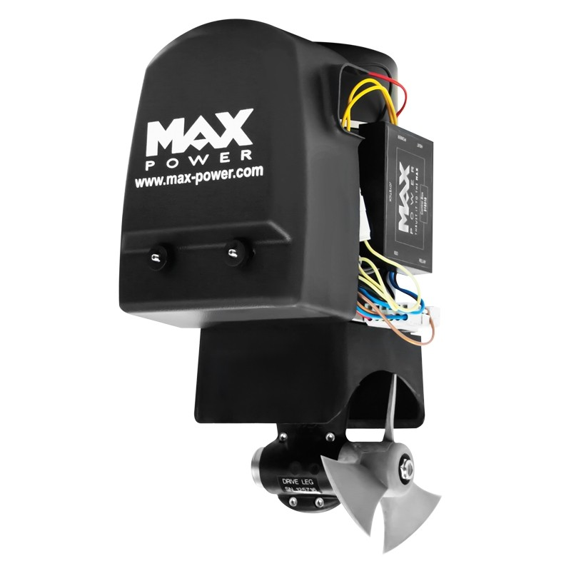 Max Power Electric Tunnel Thruster CT35