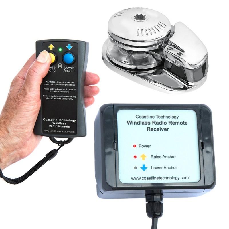 Coastline Windlass Radio Remote package