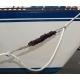 Shockles Dock Shockle deployed on moored boat