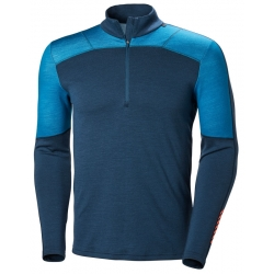 Helly Hansen Men's Lifa Merino 1/2 Zip