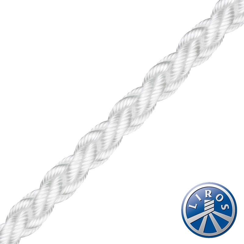 50 metre Hank Deal - LIROS Octoplait Multifilament Polypropylene