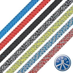 LIROS 8mm Herkules - Sheets, Halyards, Control Lines