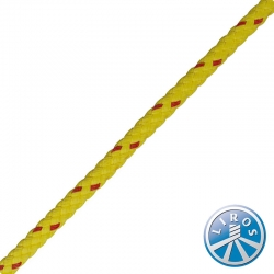 LIROS 5mm 8 Plait Polypropylene Floating Safety Rope