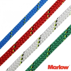 Marlow 8mm D2 Competition - Sheets, Halyards, Control Lines