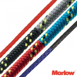 Marlow 8mm D2 Racing 78 - Tapered Sheets and Control Lines