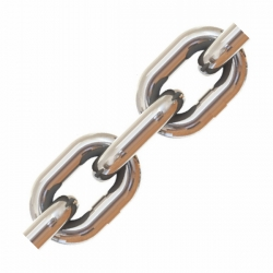 10mm G3 Stainless Steel Calibrated Anchor Chain 316L