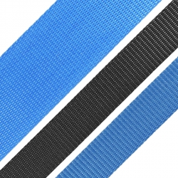 Polyester Webbing - 25mm and 50mm
