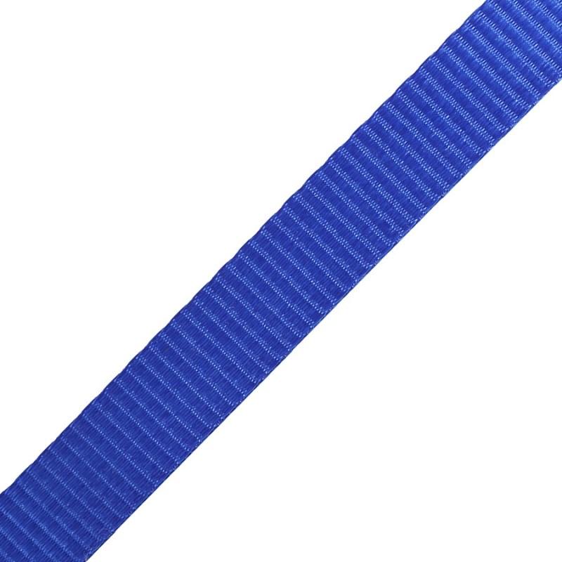 Jackstay Polyester Webbing BLUE