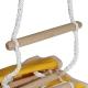 Satchel Ladder rung detail - Yellow