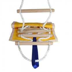 Satchel Ladder Opening - Yellow