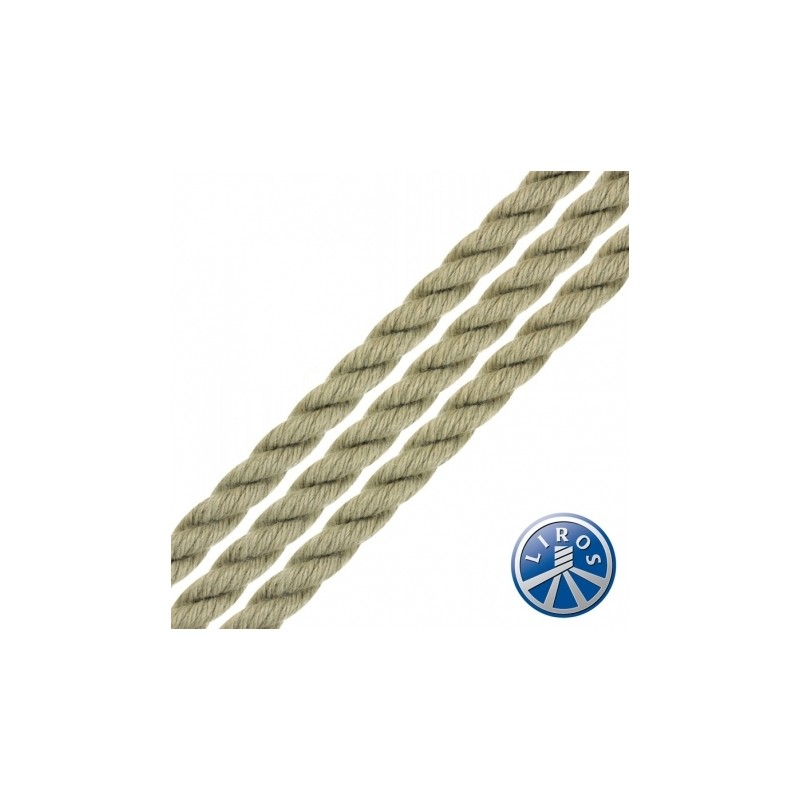 Clearance LIROS Classic 3 Strand Polyester