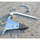 Mantus Stainless Steel Dinghy Anchor - 0.9kg