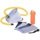 Seago Inflatable Dinghy Pump and Repair Kit