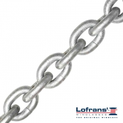 10mm Lofrans Grade 40 Calibrated Anchor Chain