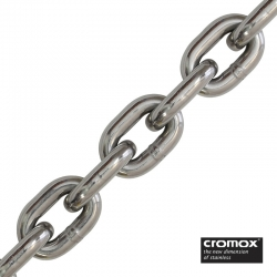 cromox G6 Stainless Steel Anchor Chain AISI 316
