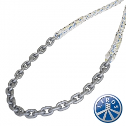 7mm Chain with 12mm Anchorplait Tails - Mooring Bridle
