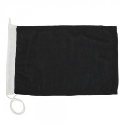 Signal Code Flag - Black