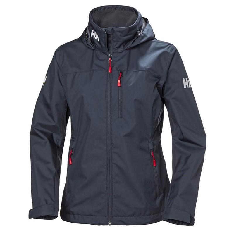 Helly Hansen W Crew Hooded Midlayer Jacket