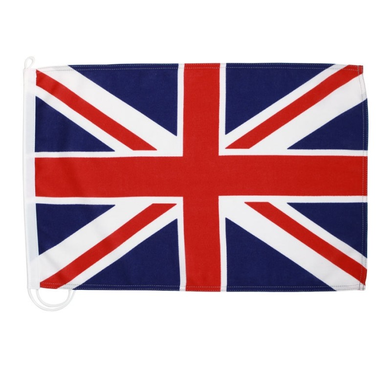 Half yard printed union flag