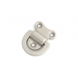 Cast stainless pad eye