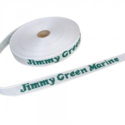 Jimmy Green 25mm Polypropylene Webbing