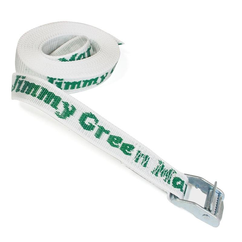 Jimmy Green Webbing Cam Strap