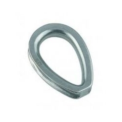 Hamma Closed End Stainless Steel Thimbles