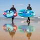 Paddle board Slide (L) and Glide (R)