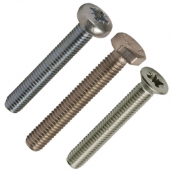 Holt Stainless Steel Nuts and Bolts